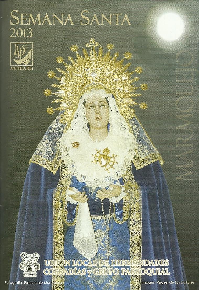 Semana Santa de Marmolejo 2013.
